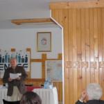 Tudományos konferencia – Lakatos András, oktatási főosztályvezető – Romániai Magyar Demokrata Szövetség (foto: ENCEF)