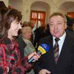 Forgách Múzeum megnyitója – Púchovszky László polgármester (foto: Balkó Gábor)