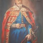 Forgách Múzeum megnyitója – Jancsó Károly festménye (foto: Balkó Gábor)
