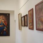 Forgách Múzeum megnyitója – Összekötő folyosó – időleges tárlatok helye (foto: Balkó Gábor)