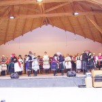 Zoboralji lakodalmas – Kolon, 2009.9.20. – Menyasszony búcsúzás: Lédec, Zsére, Kolon, Nagycétény (foto: Balkó Gábor)