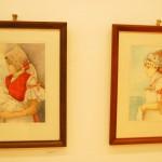 Szívvel és lélekkel – Simek Viktor kiállítása(foto: Balkó Gábor)