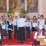 Énekkarok hangversenye – Gímesi Alapiskola Gyerekkara, karnagy Gál Hajnalka (foto: Balkó Gábor)