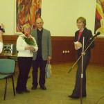 Magyar Nyelv Éve 2009 – Balról: Pindes Ivett, Fehár Sándor, Kanyicska Ilona (foto: Veres Bernadett)