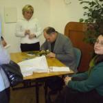 Magyar Nyelv Éve 2009 – Jobbról: Varga Szilvia, Fehér Sándor és Pindes Ivett (foto: Veres Bernadett)