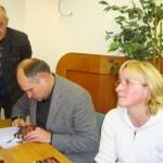 Magyar Nyelv Éve 2009 – Pindes Ivett és Fehér Sándor (foto: Veres Bernadett)