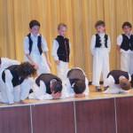 PAPATYKA – koloni kisiskolások hagyományőrző csoportja – PAPATYKA – koloni kisiskolások hagyományőrző csoportja (foto: Balkó Gábor)