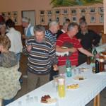 Rendhagyó borkóstoló Kolonban – 2010. máj. 24. – A kóstoló (foto: Balkó Gábor)