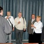 Szent László emlékmise 2010 – nyitragerencséri fogadás(foto: Balkó Gábor)
