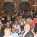 Szent László emlékmise 2010 – áldozás – szentáldozás (foto: Balkó Gábor)