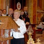 Szent László emlékmise 2010 – bevonulás, mise(foto: Balkó Gábor)