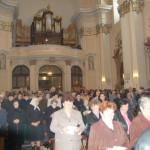 Feltámadási Menet – 2010 – kivonulás(foto: Maga Ferenc)