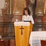 Feltámadási Menet – 2010 – mise/áldozás – Hőrigh Szilvia (foto: Maga Ferenc)
