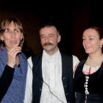 Magyarnak maradni – Hárman a lelkes nagykéri csapatból – Kanyicska Ilona és az Ölveczky házaspár (foto: Balkó Gábor)