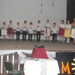 Magyarnak maradni – Zoboralja Himnusza –  nagykéri és gímesi alapiskolások – A JÖVŐNK (foto: Balkó Gábor)