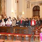 Feltámadási menet 2011 – Nyitra – Himnuszok (foto: Maga Ferenc)