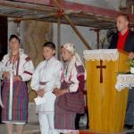 Feltámadási menet 2011 – Nyitra – Márton Attila lészpedi tanítóbácsi (foto: Maga Ferenc)