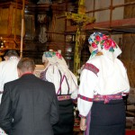 Feltámadási menet 2011 – Nyitra – Moldvai csángómagyarok Lészpedről (foto: Maga Ferenc)