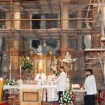 Feltámadási menet 2011 – Nyitra – szentmise – szentmise (foto: Maga Ferenc)