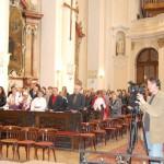 Feltámadási menet 2011 – Nyitra – szentmise – Zoboralji magyar hívek (foto: Maga Ferenc)