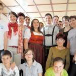 Felcsendül a dal Zoboralján – Zséreiek és a Sramli Kings (foto: Varga Szilvia)