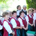 Felcsendül a dal Zoboralján – Vilonyai Népdalkör (foto: Varga Szilvia)