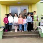 Felcsendül a dal Zoboralján – Csehi Alapiskola diákjainak műsora (foto: Varga Szilvia)