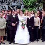 Berencsi Énekkar – esküvőn (foto: Berencsi Énekkar)