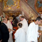Szent László emlékmise 2011 – Nyitra – mise(foto: Balkó Gábor)