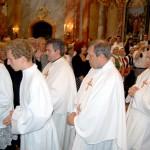 Szent László emlékmise 2011 – Nyitra – kivonulás(foto: Balkó Gábor)