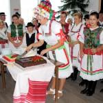 35 éves a Gerencséri Rozmaring Hagyományőrző Csoport – 35 – ünnepi torta (foto: Varga Szilvia)