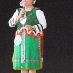 35 éves a Gerencséri Rozmaring Hagyományőrző Csoport – Vrábel Anna, Nyitragerencsér polgármestere (foto: Varga Szilvia)