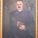 Kiállítás – 100 éves a Nyitrai református Templom – Serédi László ref. lelkész (foto: Balkó Gábor)