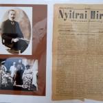 Kiállítás – 100 éves a Nyitrai református Templom – Templomavatás (foto: Balkó Gábor)