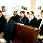 100 éves a Nyitrai református Templom – Hálaadó istentisztelet a református templom 100 éves jubileumán (foto: J Ondrejička)