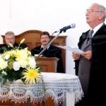 100 éves a Nyitrai Református Templom – Hálaadó istentisztelet – Sándor Károly: Száll a hála (foto: Balkó Gábor)