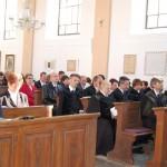 100 éves a Nyitrai Református Templom – Hálaadó istentisztelet a református templom 100 éves jubileumán (foto: Balkó Gábor)