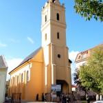 100 éves a Nyitrai Református Templom – Nyitrai Református Templom (foto: Balkó Gábor)
