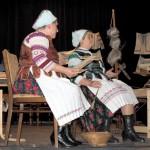 Karácsony Zoboralján – Vicsápapáti Nádej Folklórcsoport<br>karácsony, Zoboralja, Vicsápapáti, hagyományőrzők (foto: Varga Szilvia)