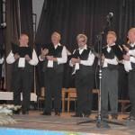 Karácsony Zoboralján – Csehi Férfi Éneklőcsoport<br>karácsony, Zoboralja, Vicsápapáti, hagyományőrzők (foto: Varga Szilvia)