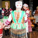 Karácsony Zoboralján – Bédi Visszhang Asszonykórus<br>karácsony, Zoboralja, Vicsápapáti, hagyományőrzők (foto: Varga Szilvia)