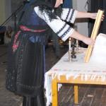 Karácsony Zoboralján – Gímesi Hagyományőrző Csoport<br>karácsony, Zoboralja, Vicsápapáti, hagyományőrzők (foto: Varga Szilvia)