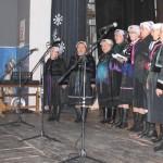 Karácsony Zoboralján – Alsóbodoki Asszonykórus<br>karácsony, Zoboralja, Vicsápapáti, hagyományőrzők (foto: Varga Szilvia)