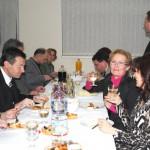 Farsang Zoboralján – Nagycétény – Farsang Zoboralján – Nagycétény<br>farsang, Nagycétény, Zoboralja, folklór, hagyományőrzők (foto: Varga Szilvia)