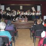 Felcsendül a dal Zoboralján – Zsére – Zsérei Zsibrice Hagyományőrző Csoport<br>folklór, hagyományőrzők, Zoboralja, Zsére (foto: Varga Szilvia)