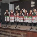 Felcsendül a dal Zoboralján – Zsére – Bédi Visszhang Asszonykórus<br>folklór, hagyományőrzők, Zoboralja, Zsére (foto: Varga Szilvia)