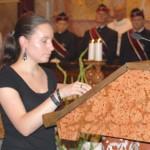 Szent László Emlékmise 2012 – Balkó Gabriella – Kolon<br>Szent László emlékmise, Nyitra, Zoboralja, Zobor-vidék (foto: Balkó Gábor)