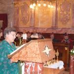 Szent László Emlékmise 2012 – Jókai Mária – Felsőaha<br>Szent László emlékmise, Nyitra, Zoboralja, Zobor-vidék (foto: Balkó Gábor)