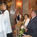 Szent László Emlékmise 2012 – Gál Erzsébet és Maga Ferenc<br>Szent László emlékmise, Nyitra, Zoboralja, Zobor-vidék (foto: Balkó Gábor)