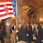Szent László Emlékmise 2012 – Szent György Lovagrend<br>Szent László emlékmise, Nyitra, Zoboralja, Zobor-vidék (foto: Balkó Gábor)